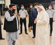 وزیر کشور پاکستان به کویت رفت