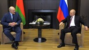 روسیه ۵۰۰ میلیون دلار به بلاروس وام میدهد