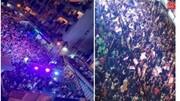برگزاری جشن پیروزی بشار اسد در لبنان