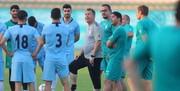 اضافه شدن ۲ بازیکن به تمرین تیم ملی فوتبال / عکس