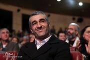حضور پژمان جمشیدی در تمرین تیم ملی / عکس