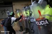 سازمان ملل به دنبال تحقیق درباره سرکوب معترضان کلمبیایی