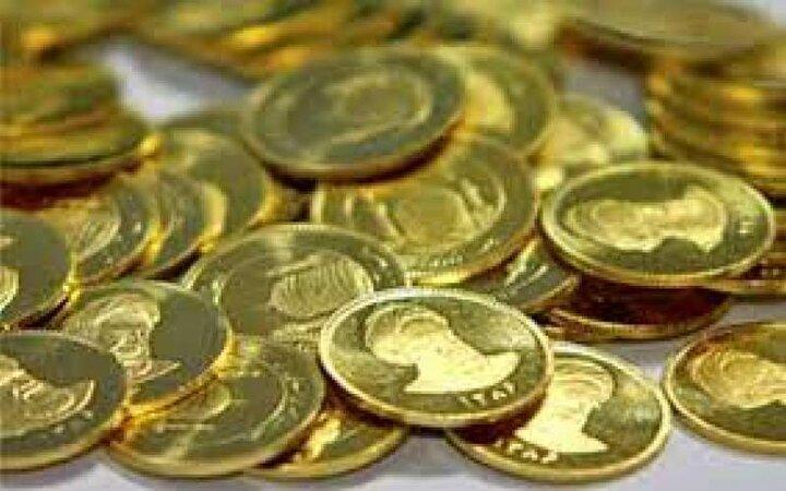 کاهش جزئی قیمت سکه در بازار / قیمت انواع سکه و طلا ۱۰ خرداد ۱۴۰۰