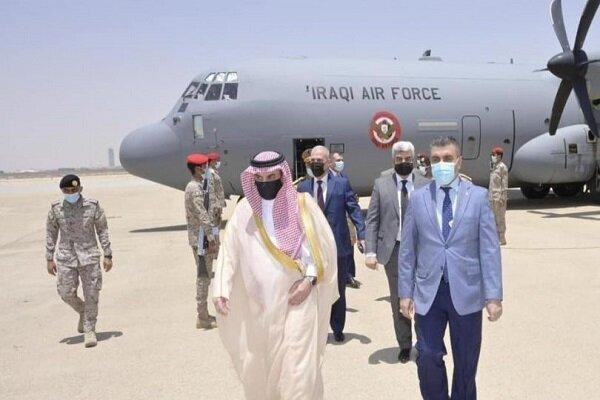 هیات عالیرتبه وزارت دفاع عراق به عربستان سفر کردند