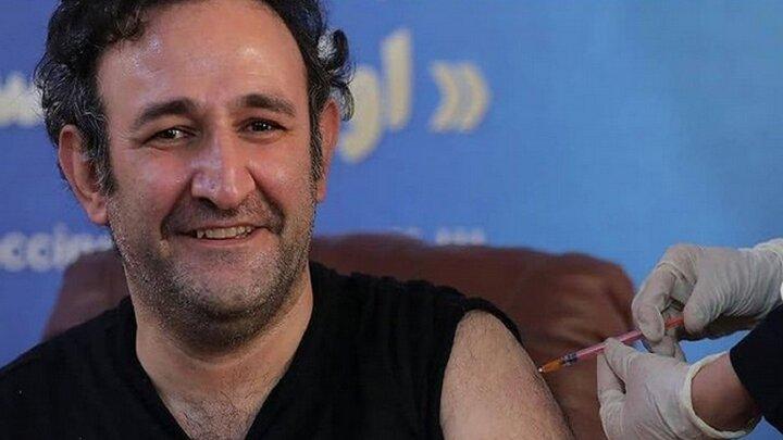 هدایت هاشمی و همسرش واکسن ایرانی کرونا دریافت کردند