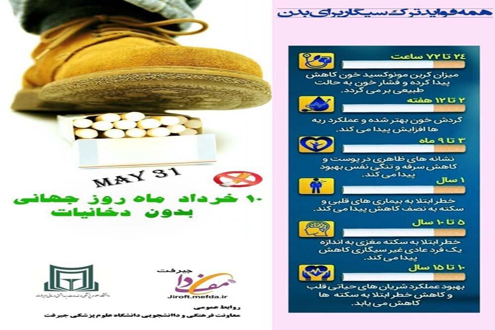 فواید ترک سیگار برای بدن که از آن بیاطلاعید / عکس