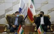 وزیر کشور تاجیکستان به تهران آمد
