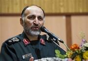 حکم سرلشکری سردار حجازی به خانواده او اعطا شد