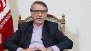 معاون ظریف برای برگزاری دور سوم مذاکرات درباره هواپیمای اوکراینی به کییف رفت
