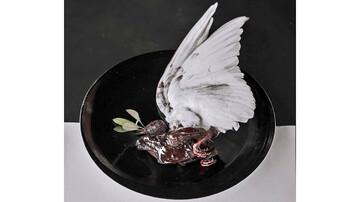 سرو بی رحمانه گوشت کبوتر رستورانی در تهران جنجالی شد / عکس