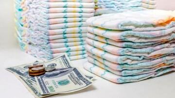 بچهدار شدن جرأت میخواهد؛ هزینه ۳۶ میلیون تومانی پوشک برای هر فرزند!