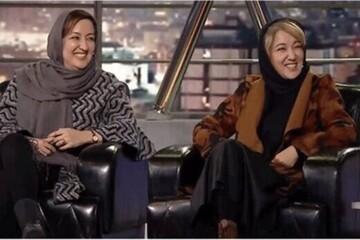 واکنش پانتهآ بهرام به حواشی حرفهای خواهرش در برنامه همرفیق / عکس