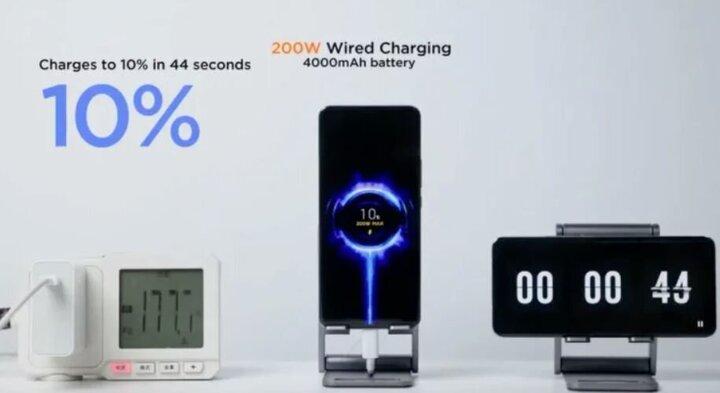 شیائومی رکورد جهانی سرعت شارژ را شکست