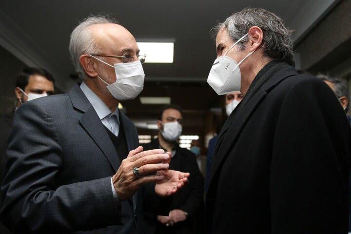 صالحی به گروسی نامه نوشت / از آمادگی آژانس برای تعامل فعالانه و متمرکز با ایران استقبال میکنیم