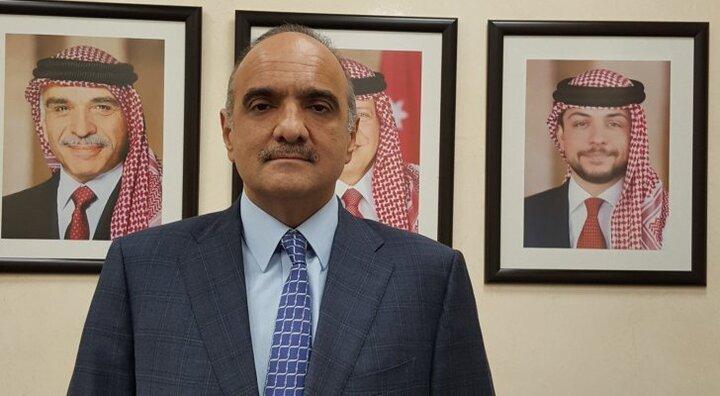 نخستوزیر اردن بر حمایت کشورش از فلسطین تاکید کرد
