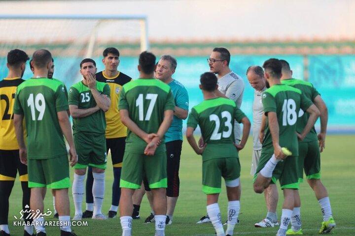 ترکیب نهایی تیم ملی امروز مشخص میشود