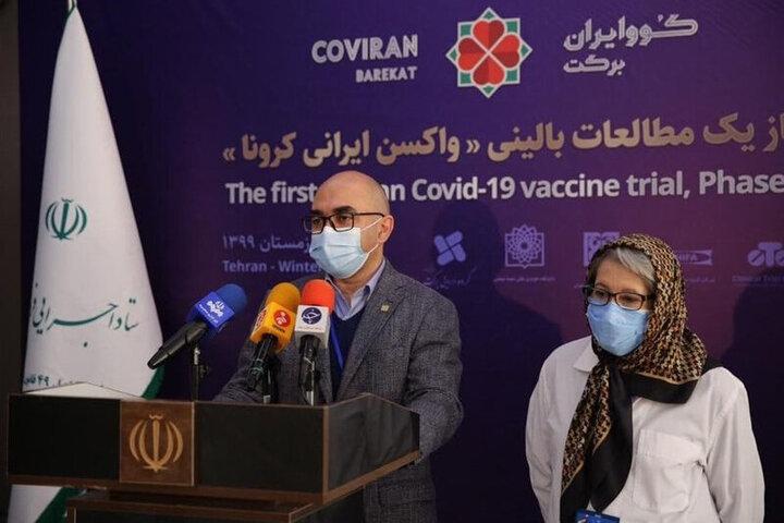 جزییات واکسیناسیون عمومی با «واکسن کووایران برکت» / چه کسانی در صف تزریق واکسن ایرانی هستند؟