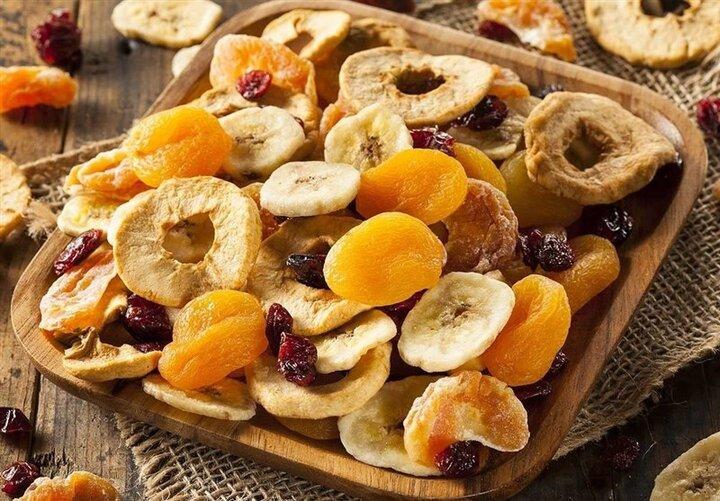 فواید فراوان مصرف میوه خشک، از درمان یبوست تا تقویت سیستم ایمنی