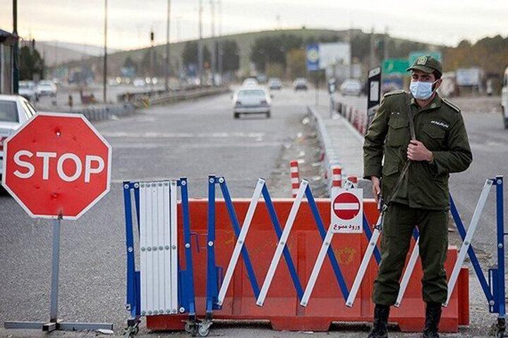 محدودیتهای جدید تردد در شهرها در تعطیلات خرداد ۱۴۰۰ / فیلم