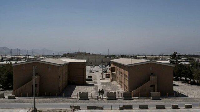 واگذاری پایگاه بگرام به نیروهای افغان