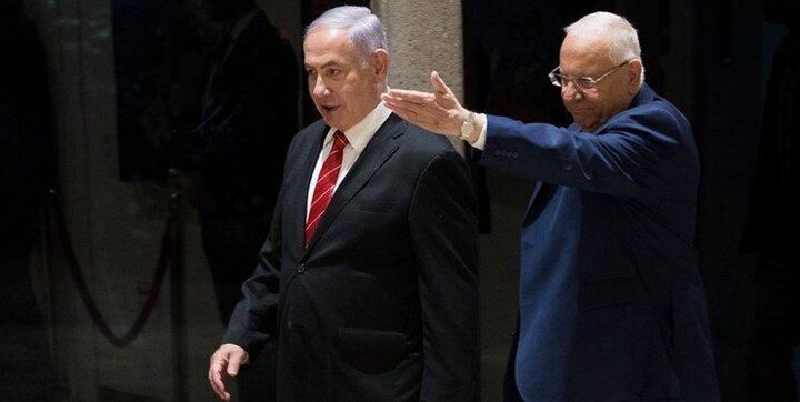 رییس رژیم صهیونیستی اعتراض نتانیاهو را نپذیرفت
