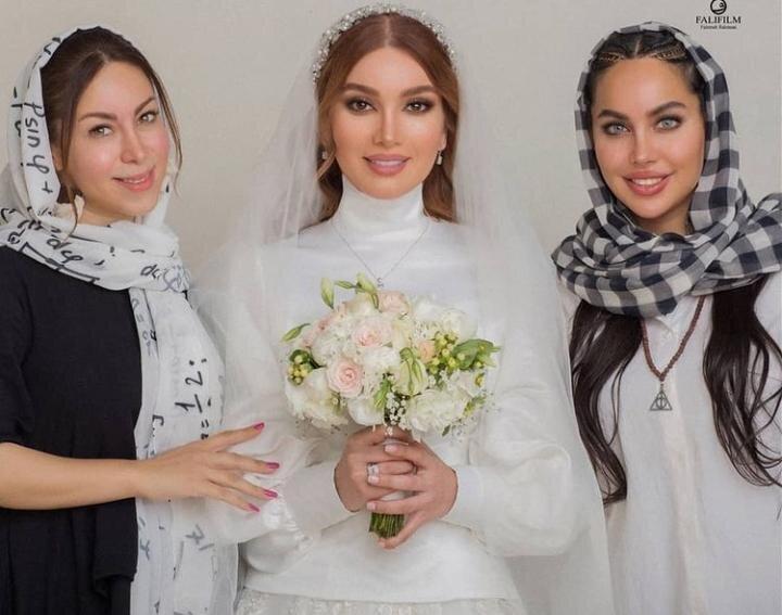 متین ستوده ازدواج کرد