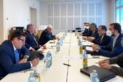 دیدار هیات ایرانی با هیات مذاکرهکننده روسیه در وین