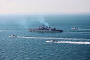 روسیه: لازم باشد به رزمایش دریایی اوکراین و آمریکا پاسخ میدهیم
