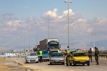 مبلغ جریمه سفر به استانهای قرمز در تعطیلات خرداد چقدر است؟ / فیلم