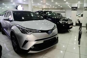 احتمال ریزش ۳۵ درصدی قیمت خودروهای خارجی با لغو تحریمها