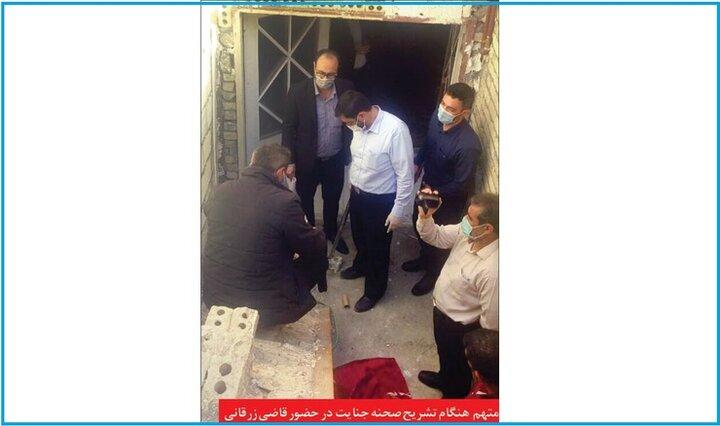 ماجرای وحشتناک برادرکُشی در مشهد