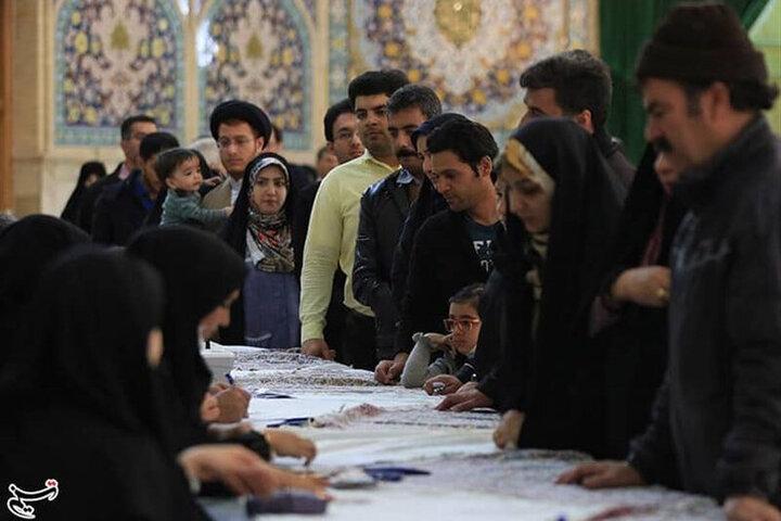روحانی: بعضی از کلمه همهپرسی خوششان نمیآید اما اساس انقلاب ما با همهپرسی بود / فیلم