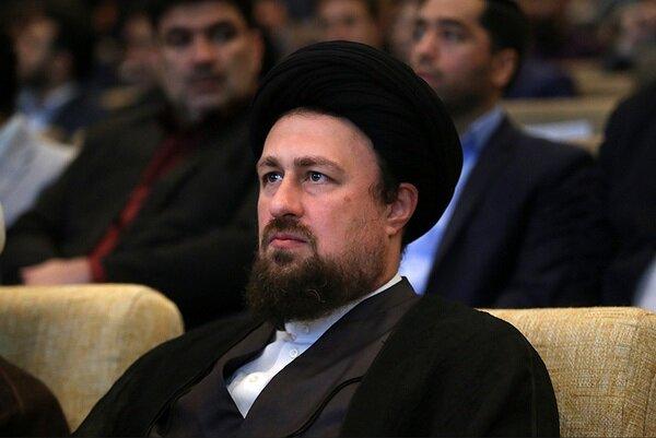 سید حسن خمینی: پیام انقلاب بازگشت به دین است اما نه دین طالبانی