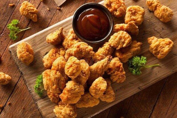 آموزش درست کردن مرغ یان سوجی