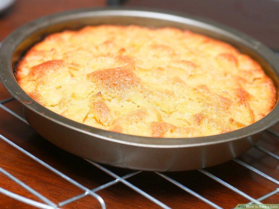 طرز تهیه کیک هلو   عصرانهای دلچسب و خوشعطر