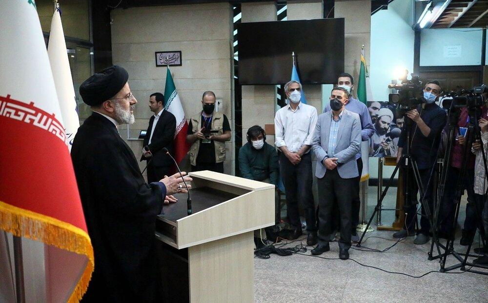 حضور نامزدهای انتخابات ریاستجمهوری در رسانه ملی / تصاویر