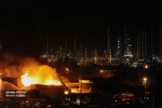 پالایشگاه نفت تهران تا چند ساعت آینده مجددا راهاندازی میشود