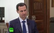 تزریق واکسن روسی کرونا به بشار اسد تکذیب شد