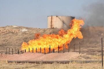 جزئیات آتشسوزی در اطراف خطوط لوله نفت منطقه برومی اهواز