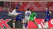 گل مهدی طارمی، بهترین گل فصل لیگ قهرمانان اروپا شد / فیلم