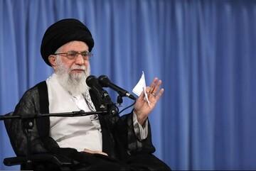 زمان سخنرانی رهبر معظم انقلاب به مناسبت رحلت امام خمینی(ره)