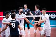 ترکیب تیم ملی والیبال ایران مقابل بلغارستان اعلام شد