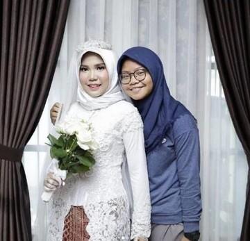 عروسی عجیبی که داماد نداشت | برگزاری عروسی پس از مرگ داماد / عکس