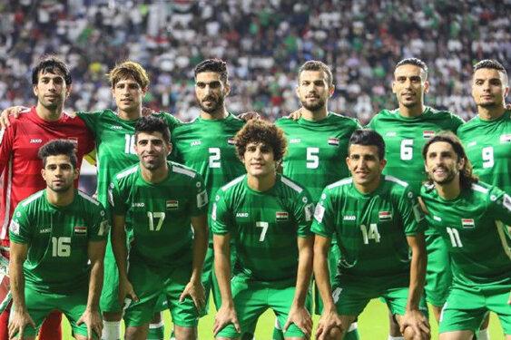 ابتلای علی فائز ستاره تیم ملی عراق به کرونا
