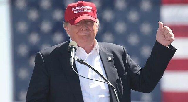 دونالد ترامپ به دنبال نامزدی برای ریاست مجلس نمایندگان آمریکا