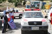 اعزام گروههای امدادی به منطقه زلزلهزده صالحآباد