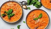 دستور پخت سوپ دیوران ترکی + مواد لازم