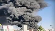 علت آتش سوزی انبار پالت شرکت بهنوش اعلام شد