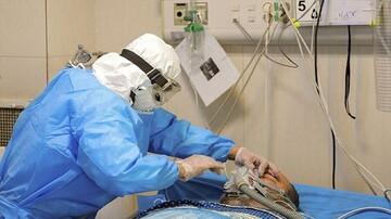 ظرفیت تختهای بیمارستانی کرونا در این استان اشباع شد