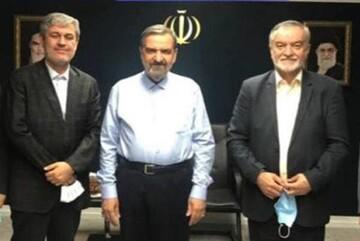 غلامرضا تاجگردون حمایت خود را در انتخابات از محسن رضایی اعلام کرد